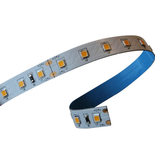 EFlex Flexible HIGH CRI and OptiSolis LEDs Interior