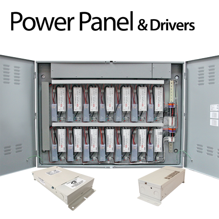 Power Panels & Drivers
